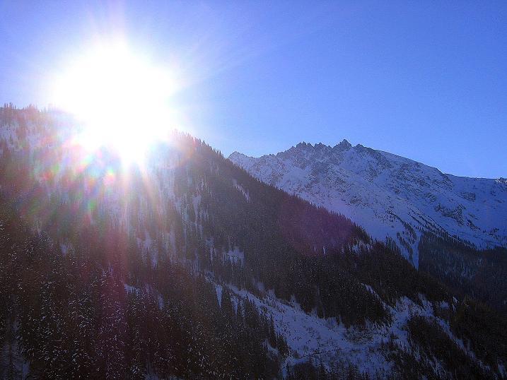 Foto: Andreas Koller / Ski Tour / Geheimtipp Zanderstal und Hinteres Kreuzjoch (2853m) / Zanderstal / 23.12.2008 16:38:59