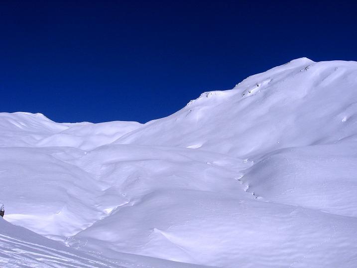 Foto: Andreas Koller / Ski Tour / Geheimtipp Zanderstal und Hinteres Kreuzjoch (2853m) / Weite Hänge und ein tolles Tourengebiet: das Zanderstal / 18.12.2007 22:04:10