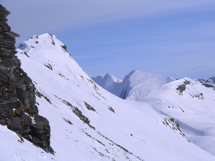 Foto: Andreas Koller / Ski Tour / Durch das Weißenbachtal auf den Kreuzkogel (2686m) / Die südöstliche Goldberggruppe / 24.12.2007 05:04:38