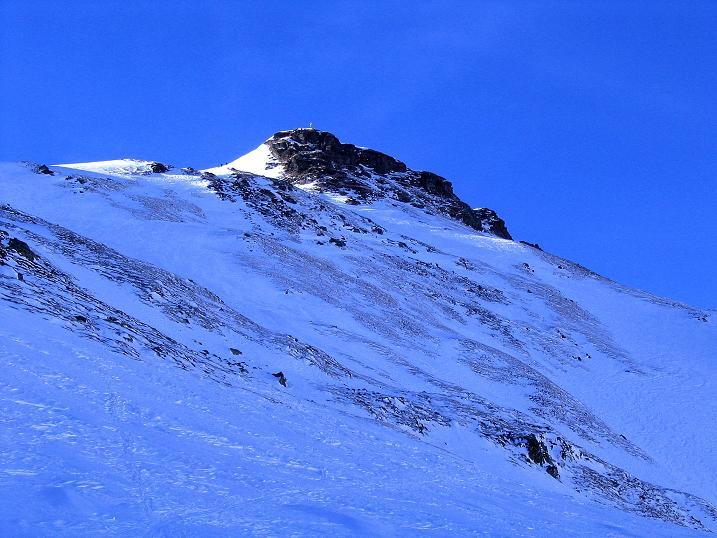 Foto: Andreas Koller / Ski Tour / Aus dem Scharnitzgraben auf den Großhansl (2315m) / 24.12.2008 01:06:05