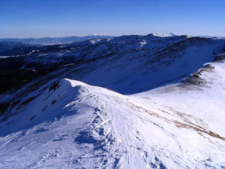 Foto: Andreas Koller / Ski Tour / Aus dem Scharnitzgraben auf den Großhansl (2315m) / 24.12.2008 01:05:40