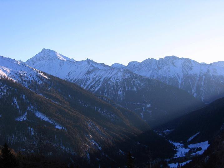 Foto: Andreas Koller / Ski Tour / Hagener Hütte und Greilkopf (2581m) / 24.12.2008 01:35:32