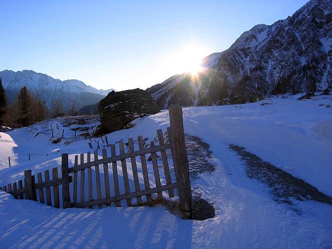 Foto: Andreas Koller / Ski Tour / Hagener Hütte und Greilkopf (2581m) / 24.12.2008 01:35:39