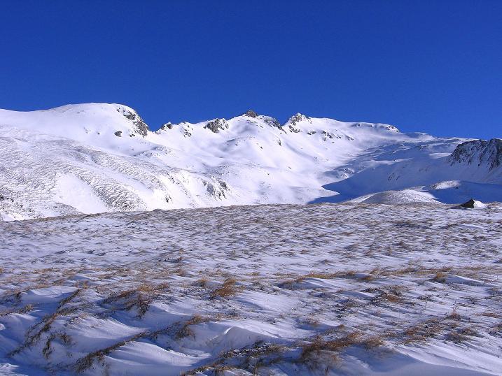 Foto: Andreas Koller / Ski Tour / Hagener Hütte und Greilkopf (2581m) / 24.12.2008 01:35:45