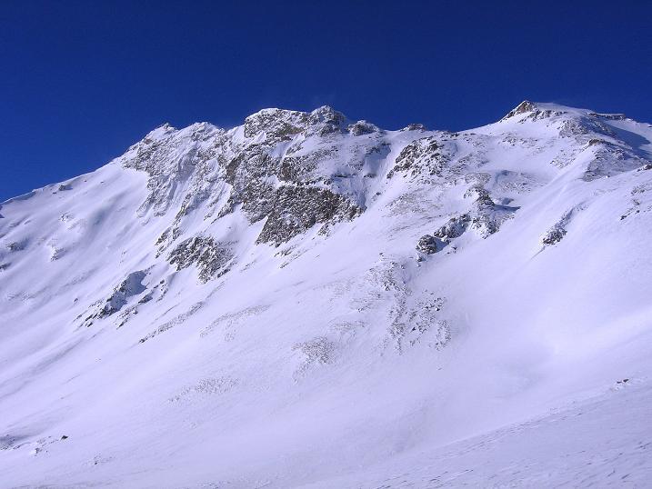 Foto: Andreas Koller / Ski Tour / Hagener Hütte und Greilkopf (2581m) / 24.12.2008 01:35:50