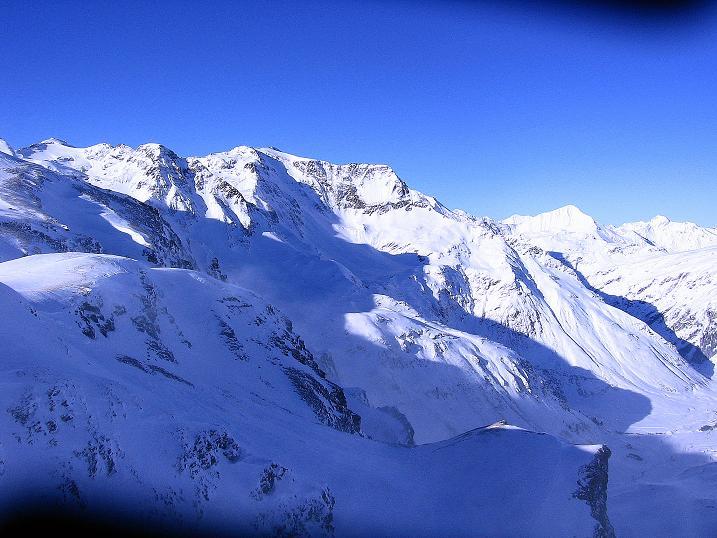 Foto: Andreas Koller / Ski Tour / Hagener Hütte und Greilkopf (2581m) / 24.12.2008 01:35:55