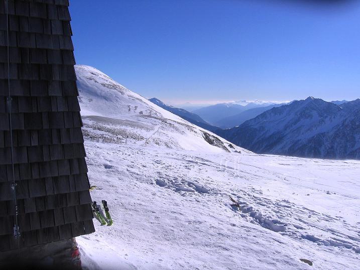 Foto: Andreas Koller / Ski Tour / Hagener Hütte und Greilkopf (2581m) / 24.12.2008 01:36:01
