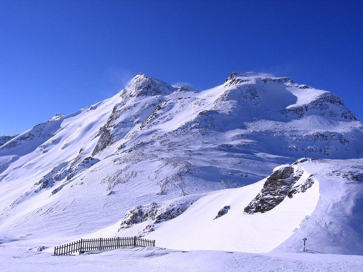 Foto: Andreas Koller / Ski Tour / Hagener Hütte und Greilkopf (2581m) / 24.12.2008 01:36:07