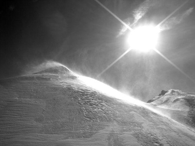 Foto: Manfred Karl / Ski Tour / Über den Frauenkogel zur Badgasteiner Hütte / 10.01.2008 21:15:16