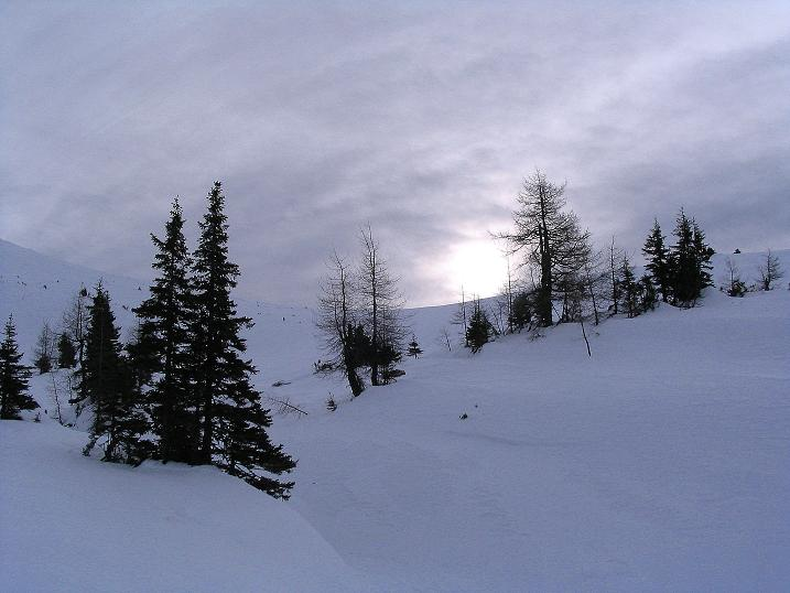 Foto: Andreas Koller / Ski Tour / Zwei Gipfel aus dem Gullinggraben (2196 m) / 24.12.2008 12:57:01