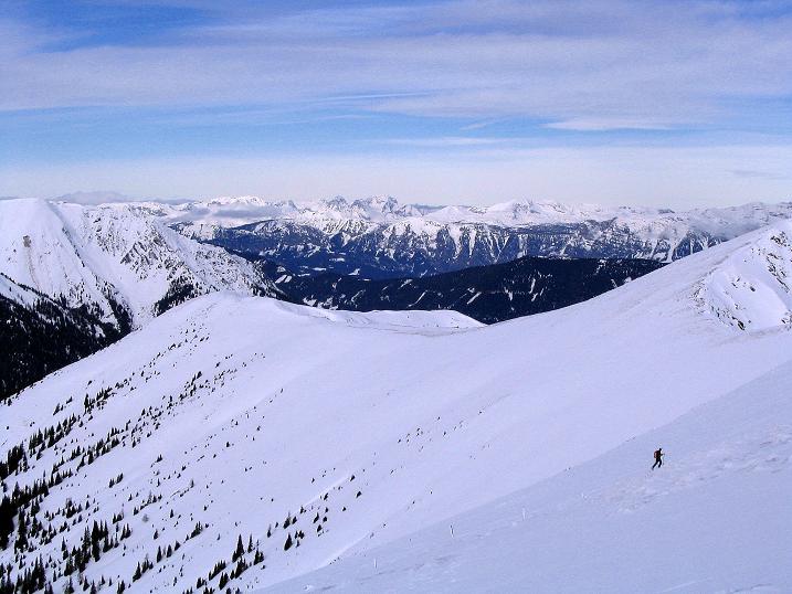 Foto: Andreas Koller / Ski Tour / Zwei Gipfel aus dem Gullinggraben (2196 m) / 24.12.2008 12:56:37