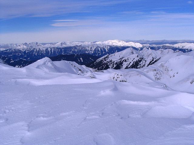 Foto: Andreas Koller / Ski Tour / Zwei Gipfel aus dem Gullinggraben (2196 m) / 24.12.2008 12:57:23