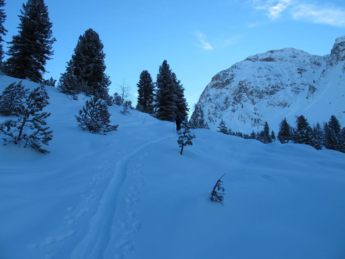 Foto: t3chris / Ski Tour / Von Hainzenberg auf den Geiskopf / 06.01.2014 18:18:13