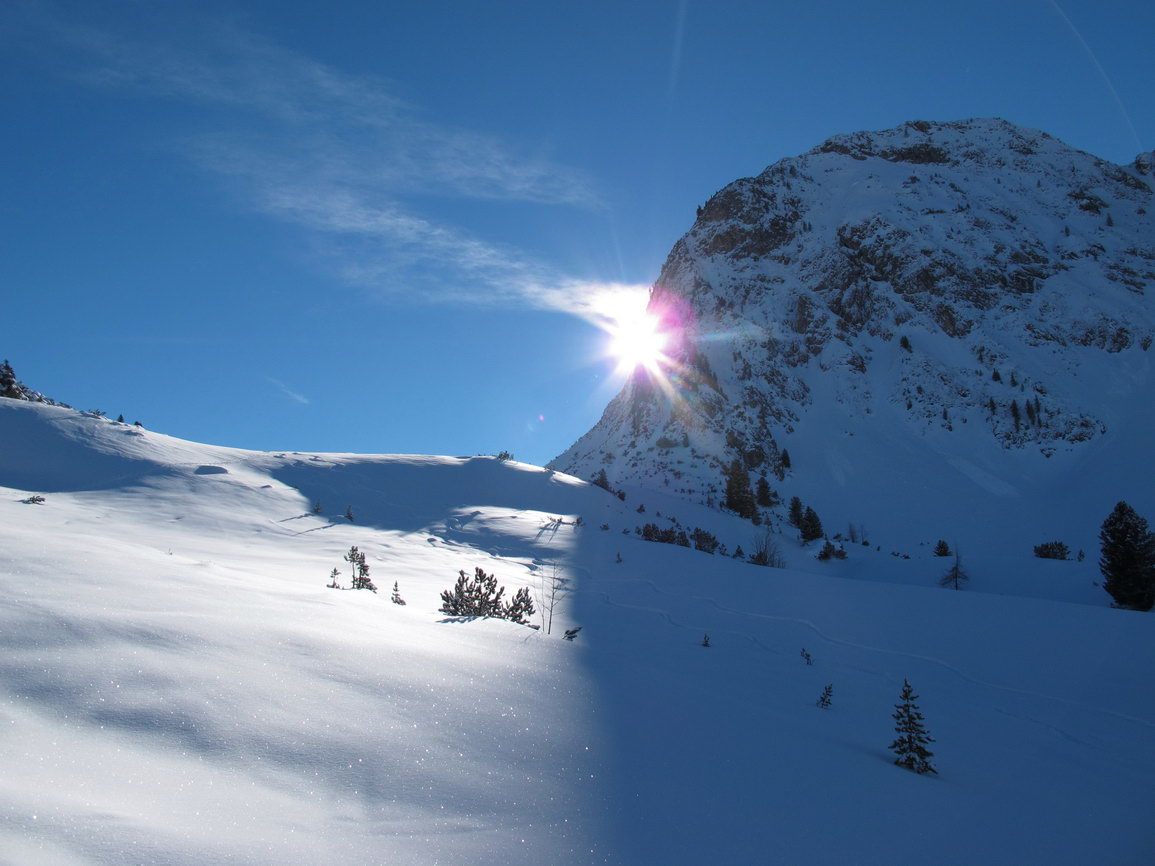 Foto: t3chris / Ski Tour / Von Hainzenberg auf den Geiskopf / 06.01.2014 18:18:22