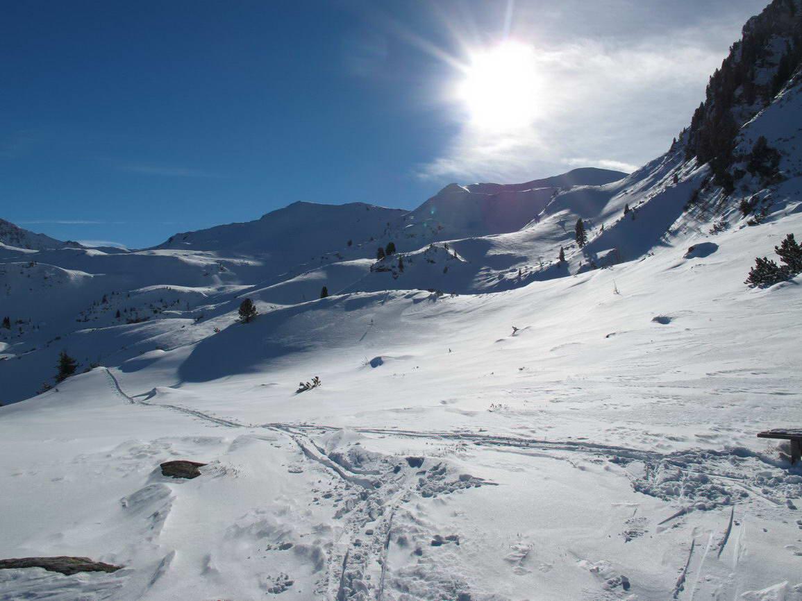Foto: t3chris / Ski Tour / Von Hainzenberg auf den Geiskopf / 06.01.2014 18:21:20