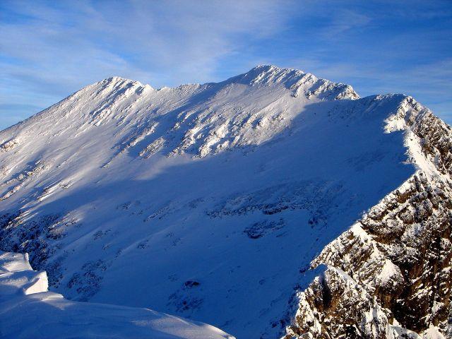 Foto: Manfred Karl / Ski Tour / Kleiner Pleißlingkeil aus dem Flachautal / Großer Pleißlingkeil / 31.01.2008 17:44:05