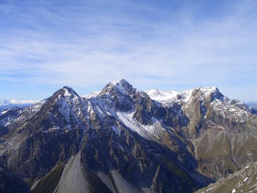 Foto: vince 51 / Wander Tour / Vom Lünersee auf den Saulakopf / Schesaplana / 31.01.2008 22:36:38
