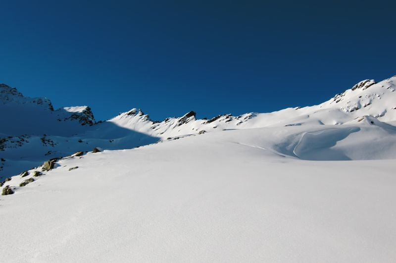 Foto: Thomas Paschinger / Ski Tour / Von Haggen auf die Weitkarspitze / 12.02.2010 16:06:22