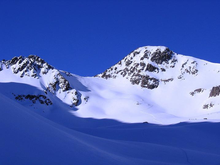 Foto: Andreas Koller / Ski Tour / Kurze Tour auf die Nasse Wand (3046m) / Weißseejoch und Nasse Wand / 16.02.2008 14:11:48