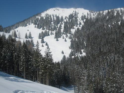 Foto: Atzi / Ski Tour / Schwalbenmauer über das Brunnental / 23.03.2009 13:14:16