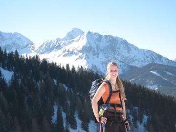 Foto: marko / Ski Tour / Schwalbenmauer über das Brunnental / 18.02.2008 20:50:33