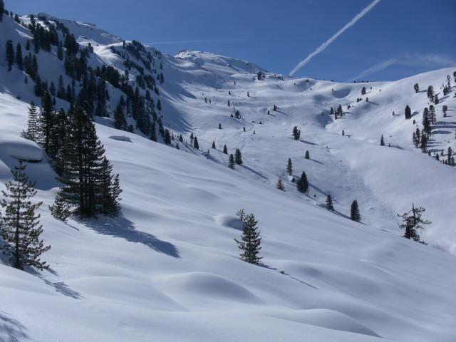 Foto: Wolfgang Lauschensky / Ski Tour / Pallspitze / Hocheggalm / 11.03.2012 13:41:55