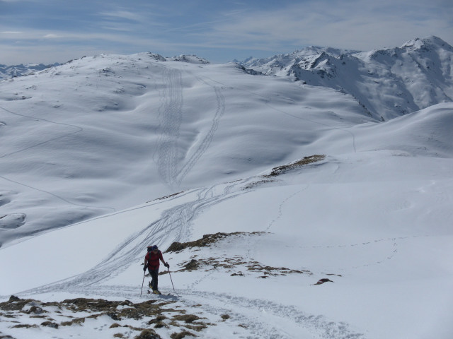 Foto: Wolfgang Lauschensky / Ski Tour / Pallspitze / Kastenwendenkopf / 11.03.2012 13:41:19