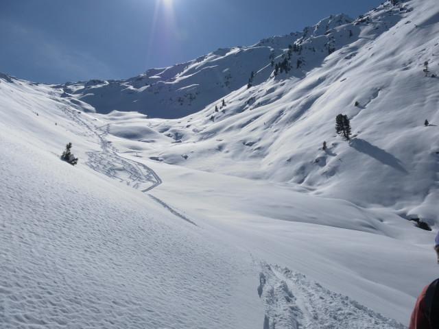 Foto: Wolfgang Lauschensky / Ski Tour / Pallspitze / Frommgrund / 11.03.2012 13:40:25