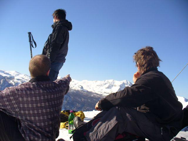 Foto: marko / Ski Tour / Lahnerkogel / 20.02.2008 13:24:22