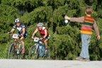 Foto: Romana Koeroesi / Mountainbike Tour / Bike Infection / Hillclimb / HILLCLIMB. Labesstation. Copyright by Erwin Haiden - nyx.at / 29.04.2008 12:51:53
