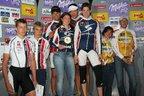 Foto: Romana Koeroesi / Mountainbike Tour / Bike Infection / Hillclimb / HILLCLIMB Siegerehrung. Copyright by Erwin Haiden - nyx.at / 29.04.2008 12:52:47