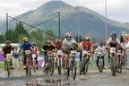 Foto: Romana Koeroesi / Mountainbike Tour / Bike Infection / Hillclimb / MINI XC-BATTLE. Copyright by Erwin Haiden - nyx.at / 29.04.2008 12:54:23