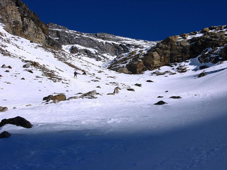 Foto: Andreas Koller / Ski Tour / Durch das Rosimtal auf die Schildspitze (3461m) / Das Rosimtal / 22.02.2008 02:25:30