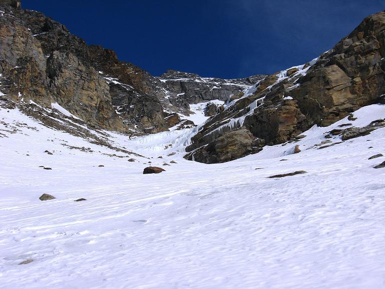 Foto: Andreas Koller / Ski Tour / Durch das Rosimtal auf die Schildspitze (3461m) / Im oberen Rosimtal / 22.02.2008 02:23:46