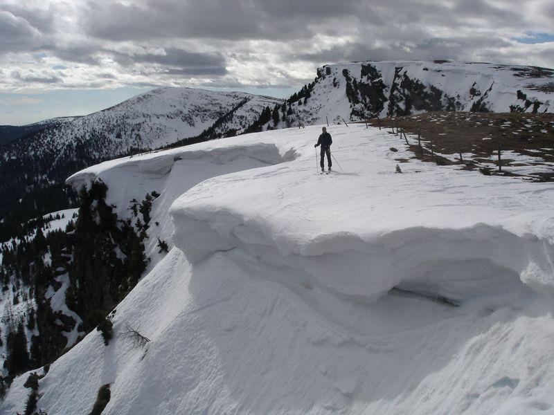 Foto: wickie / Ski Tour / Frauenalpe (1997m) / 24.02.2008 12:45:03