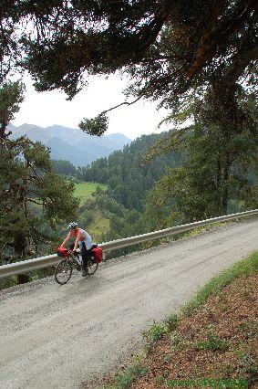 Foto: gpsguido / Rad Tour / Inn radweg / schoene aussichten unterwegs / 25.02.2008 09:38:11