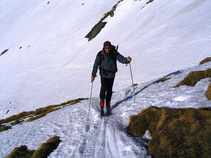 Foto: Andreas Koller / Ski Tour / Im Banne des Großglockners auf den Teufelskamp (3511m) / Anstieg Stüdlhütte / 26.02.2008 21:35:49