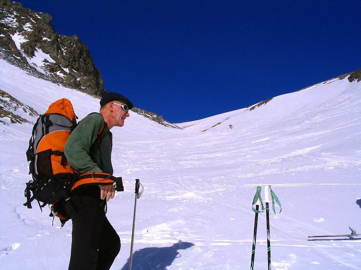 Foto: Andreas Koller / Ski Tour / Im Banne des Großglockners auf den Teufelskamp (3511m) / Das oberste Ködnitztal zur Stüdlhütte / 26.02.2008 21:35:25