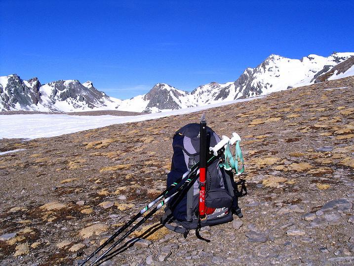 Foto: Andreas Koller / Ski Tour / Im Banne des Großglockners auf den Teufelskamp (3511m) / Bei der Stüdlhütte / 26.02.2008 21:33:37