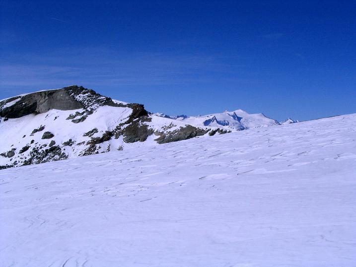 Foto: Andreas Koller / Ski Tour / Im Banne des Großglockners auf den Teufelskamp (3511m) / Gramul (3279 m) und Großvenediger (3674 m) / 26.02.2008 21:28:19