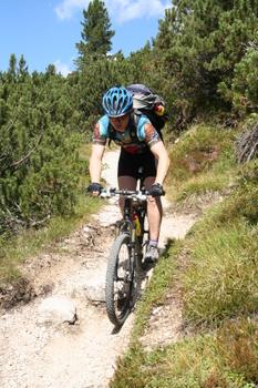 Foto: gkothi / Mountainbike Tour / 3 Zinnen Umrundung / knappenfußtal; besster singletrail ever / 28.02.2008 21:21:01