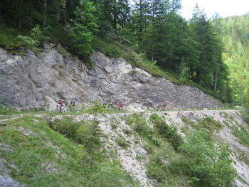 Foto: gkothi / Mountainbike Tour / Größtenberg-Alpstein-Predigtstuhl Umrundung / 29.02.2008 20:22:28