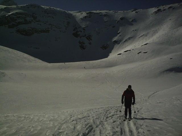Foto: strassi21 / Ski Tour / Von Kolm Saigurn auf den Sonnblick / So stellt man sich Abfahrten vor / 06.03.2008 13:53:40