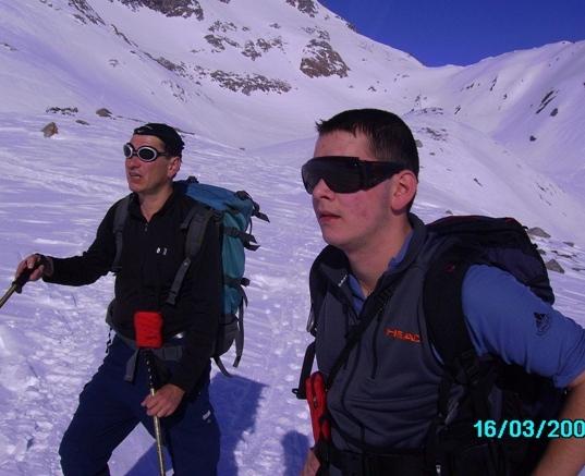 Foto: strassi21 / Ski Tour / Von Kolm Saigurn auf den Sonnblick / 06.03.2008 13:57:12