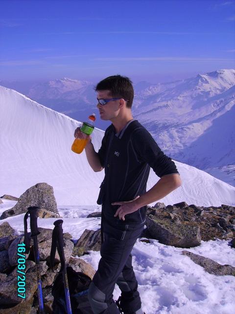 Foto: strassi21 / Ski Tour / Von Kolm Saigurn auf den Sonnblick / Herrliches Wetter / 06.03.2008 13:55:19