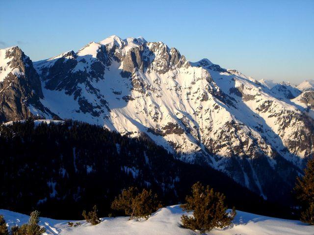 Foto: Manfred Karl / Ski Tour / Von St. Martin auf den Korein / Hochkarfelderkopf / 14.03.2008 07:32:04
