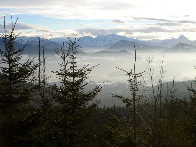 Foto: Manfred Karl / Wander Tour / Ein Berg für alle Jahreszeiten / Berchtesgadener Alpen / 15.03.2008 15:36:45