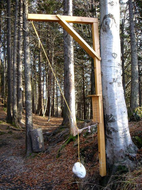 Foto: Manfred Karl / Wander Tour / Ein Berg für alle Jahreszeiten / Moderne Wetterstation am Steinwandl / 15.03.2008 15:31:40