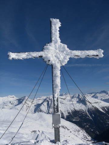 Foto: Wolfgang Lauschensky / Ski Tour / Großer Sadnig / Sadnig / 07.01.2011 18:27:40
