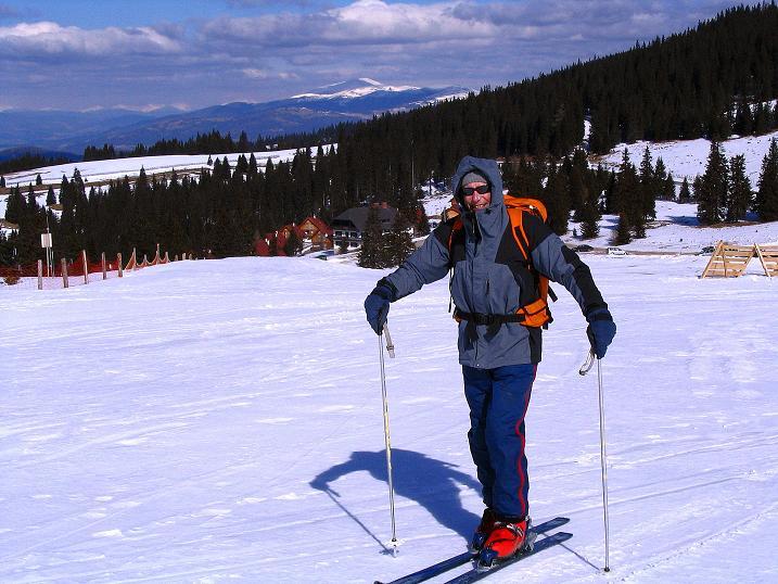 Foto: Andreas Koller / Ski Tour / Tour Goldhaube: Von der Weinebene auf die Koralpe (2140m) / Ausgangspunkt Weinebene / 20.03.2008 03:21:37